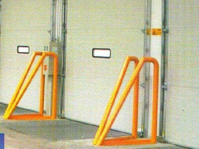 anti collision protections for loading bays