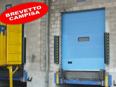 anti crashing dock leveller dissuader campisa
