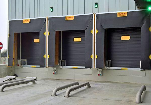 campisa recessed loading bays