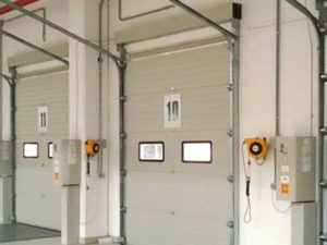 campisa support network for sectional doors