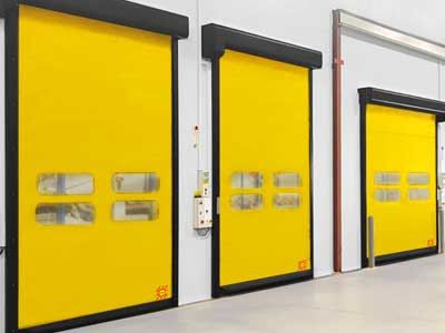 Flexible industrial doors campisa.eu
