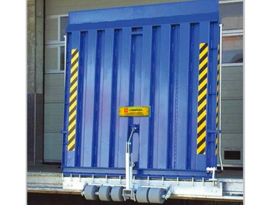 steel alloy dock rim leveller