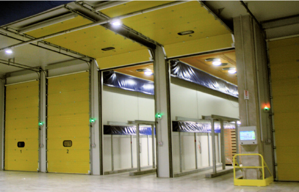 fruit ripening rooms campisa solutions