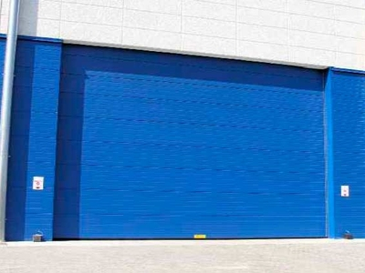 gas tight powering sectional doors campisa