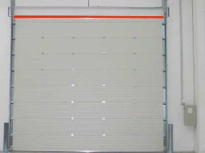 2 hours fire rated sectional door