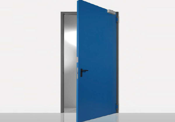 single leaf fire rated doors rei 60-120