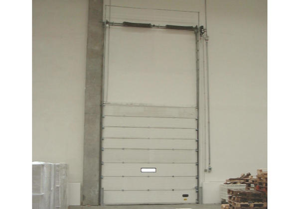 sectional warehouse door campisa