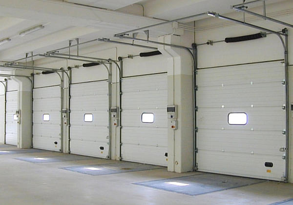 industrial sectional doors campisadoor