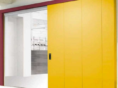 fire rated sliding warehouse doors