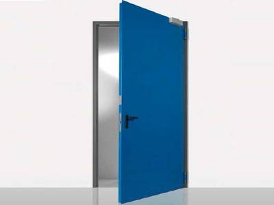 swing single leaf fire rated door