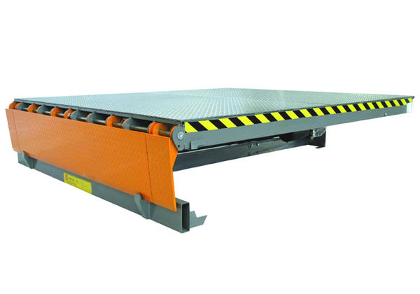 swing lip dock leveler campisa