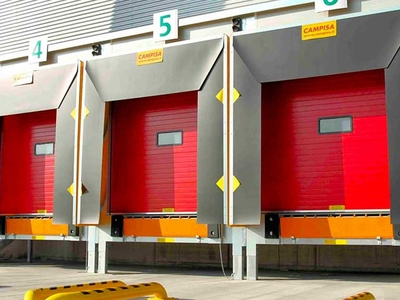 loading bay doors manufacturer campisa